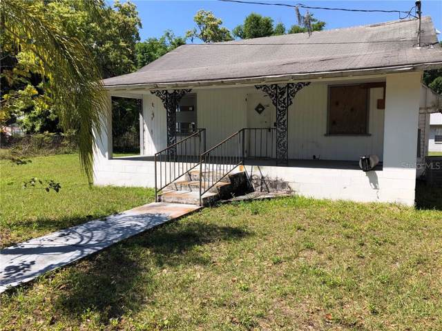 508 Seminole Avenue S, Fort Meade, FL 33841 (MLS #S5021044) :: The Duncan Duo Team