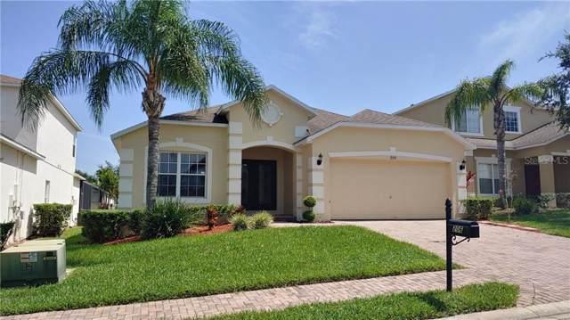 206 Lancaster Drive, Davenport, FL 33897 (MLS #S5021053) :: Griffin Group