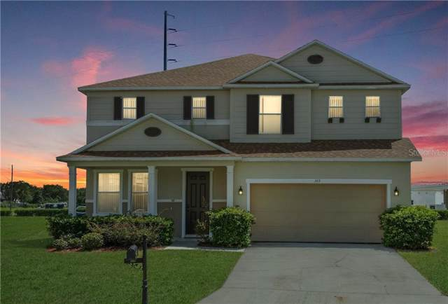 389 Sand Ridge Drive, Davenport, FL 33896 (MLS #S5021092) :: The Figueroa Team