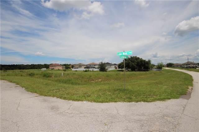 1701 Cedar Mont Loop, Poinciana, FL 34759 (MLS #S5021170) :: The Brenda Wade Team