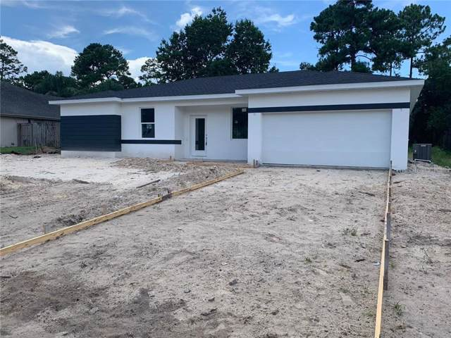 2626 Coachman Drive, Deltona, FL 32738 (MLS #S5021304) :: Cartwright Realty