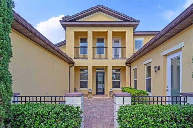 7533 Lake Albert Drive, Windermere, FL 34786 (MLS #S5021419) :: Griffin Group