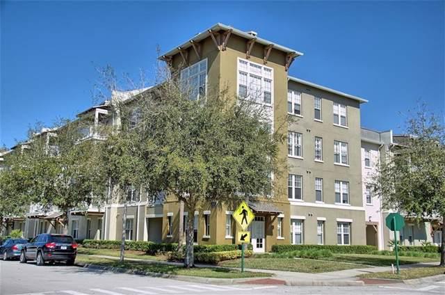 1401 Celebration Avenue #402, Celebration, FL 34747 (MLS #S5021459) :: Bustamante Real Estate