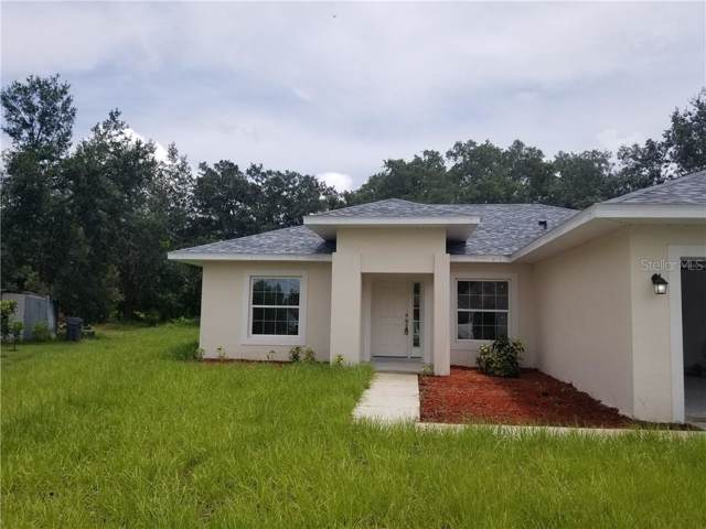 525 Cardinal Drive, Poinciana, FL 34759 (MLS #S5021701) :: Cartwright Realty