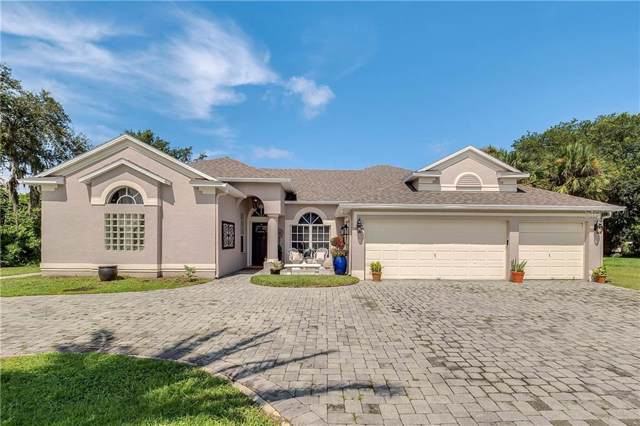4006 Beau Rivage Court, Kissimmee, FL 34746 (MLS #S5021760) :: The Edge Group at Keller Williams
