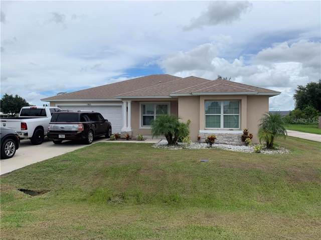 161 Anzio Drive, Kissimmee, FL 34758 (MLS #S5021833) :: Florida Real Estate Sellers at Keller Williams Realty