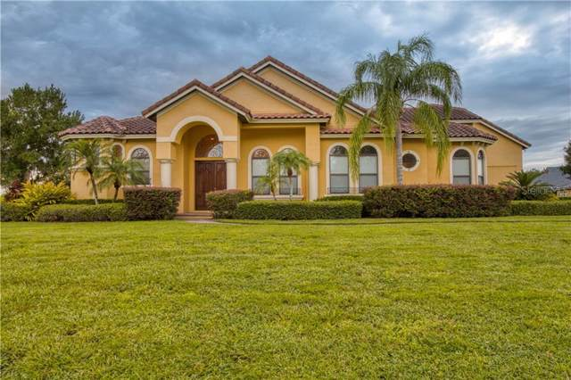5344 Water Creek Drive, Windermere, FL 34786 (MLS #S5021871) :: Your Florida House Team