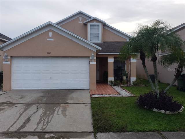 Address Not Published, Kissimmee, FL 34743 (MLS #S5021918) :: Cartwright Realty