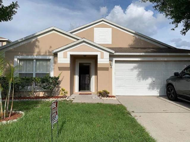 1180 Epson Oaks Way, Orlando, FL 32837 (MLS #S5021955) :: Kendrick Realty Inc