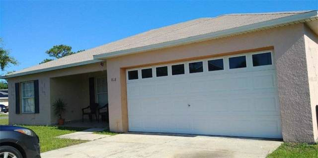 818 San Jose Court, Kissimmee, FL 34758 (MLS #S5022028) :: Florida Real Estate Sellers at Keller Williams Realty