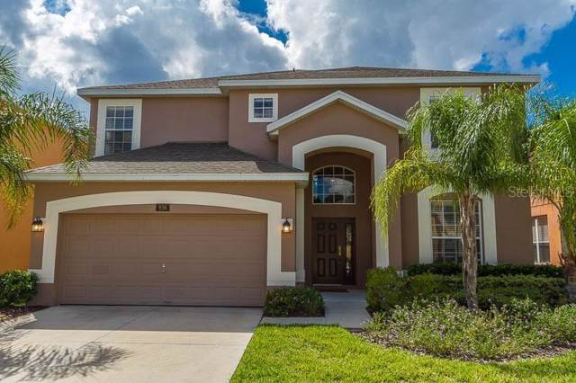 936 Orange Cosmos Boulevard, Davenport, FL 33837 (MLS #S5022029) :: Ideal Florida Real Estate