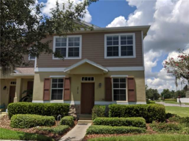 2800 Grasmere View Parkway, Kissimmee, FL 34746 (MLS #S5022049) :: The Duncan Duo Team