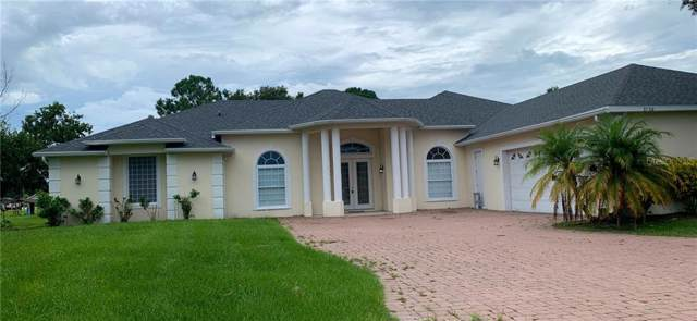 2320 Pine Needle Trail, Kissimmee, FL 34746 (MLS #S5022063) :: Gate Arty & the Group - Keller Williams Realty Smart