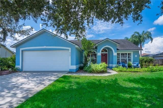 423 Meadow Green Drive, Davenport, FL 33837 (MLS #S5022119) :: Team Bohannon Keller Williams, Tampa Properties