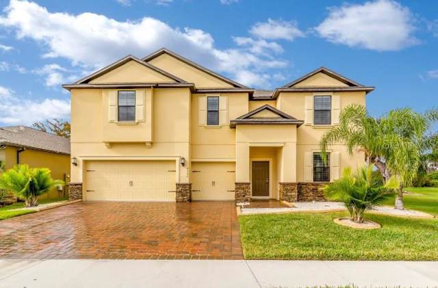 4332 Summer Breeze Way, Kissimmee, FL 34744 (MLS #S5022143) :: Lock & Key Realty