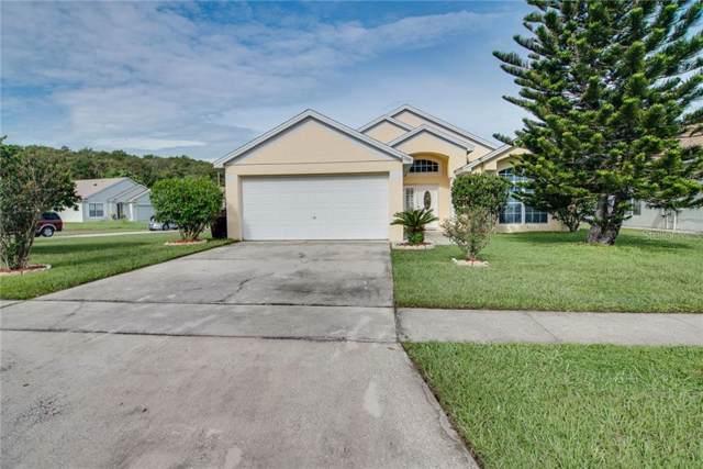 2300 Lily Pad Lane, Kissimmee, FL 34743 (MLS #S5022164) :: Team Bohannon Keller Williams, Tampa Properties