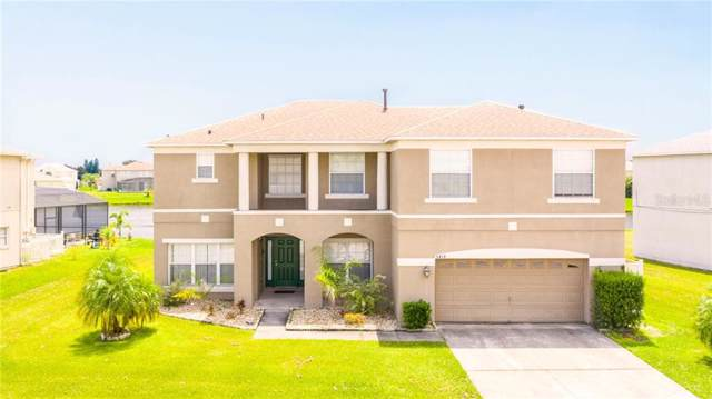 5418 Calla Lily Court, Kissimmee, FL 34758 (MLS #S5022169) :: Cartwright Realty