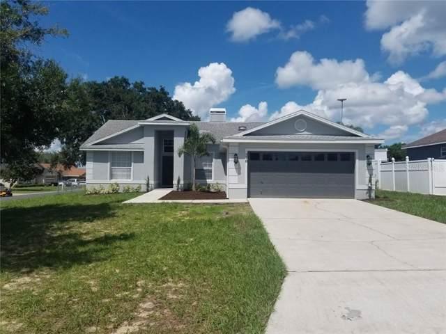 770 Hunt Drive, Lake Wales, FL 33853 (MLS #S5022186) :: Florida Real Estate Sellers at Keller Williams Realty