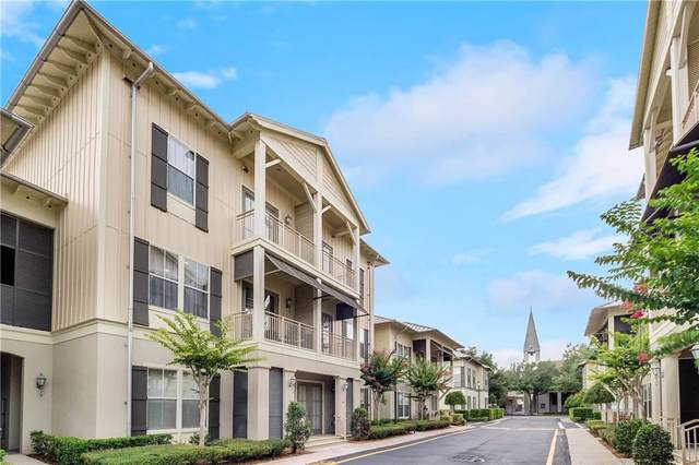 600 Edwards Street #7202, Celebration, FL 34747 (MLS #S5022212) :: The Brenda Wade Team