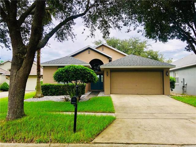8299 Baywood Vista Drive, Orlando, FL 32810 (MLS #S5022232) :: The Duncan Duo Team