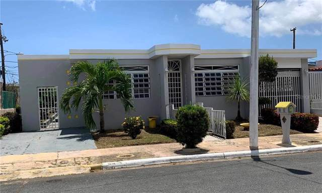 210 Country Club, Tercera Etapa, CAROLINA, PR 00983 (MLS #S5022237) :: Team 54