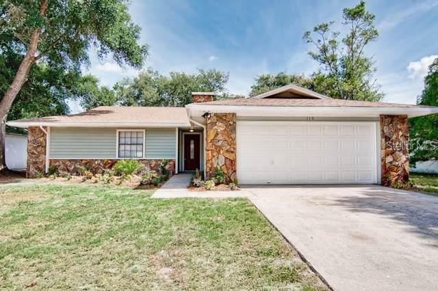 110 Joshua Court, Auburndale, FL 33823 (MLS #S5022240) :: Rabell Realty Group