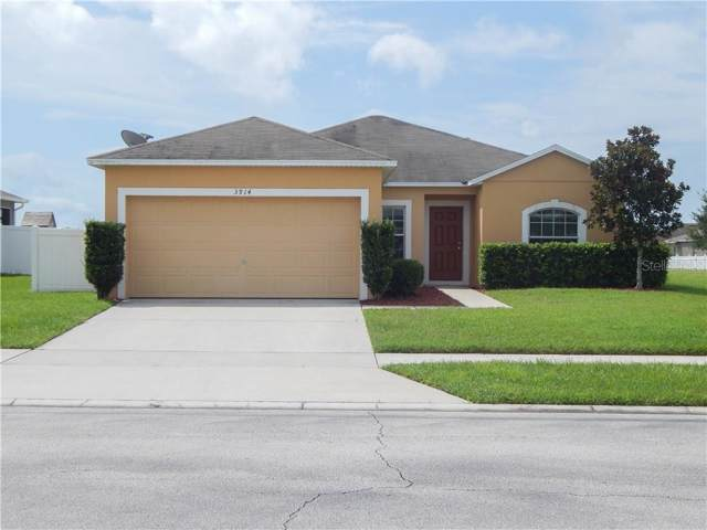 3914 Santa Elena Lane, Kissimmee, FL 34744 (MLS #S5022296) :: Team Bohannon Keller Williams, Tampa Properties