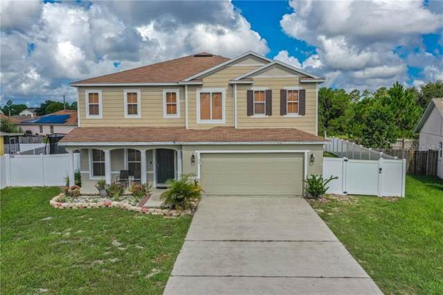 23 Perch Drive, Poinciana, FL 34759 (MLS #S5022460) :: RE/MAX Realtec Group