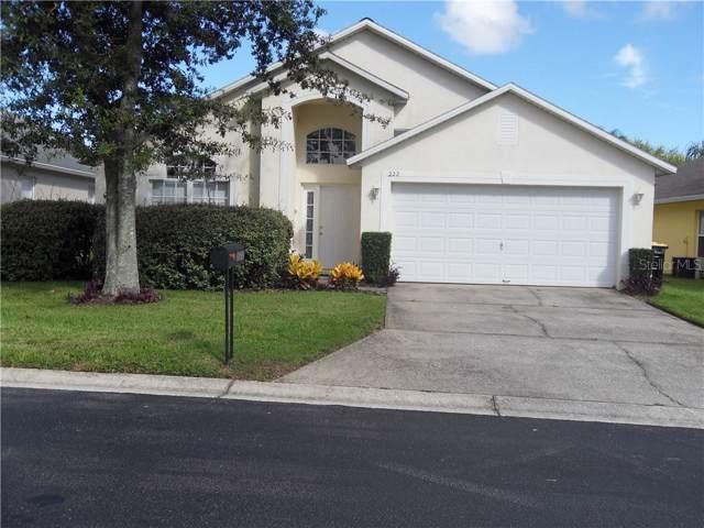 222 Casterton Circle, Davenport, FL 33897 (MLS #S5022470) :: Team 54
