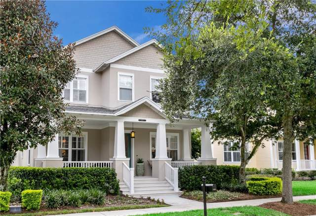 1401 Craftsman Avenue E, Celebration, FL 34747 (MLS #S5022471) :: Cartwright Realty