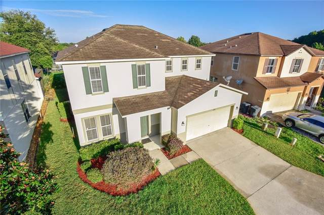 1754 Pine Ridge Drive, Davenport, FL 33896 (MLS #S5022495) :: Gate Arty & the Group - Keller Williams Realty Smart