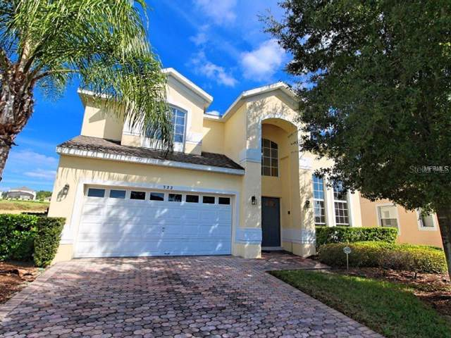 322 Gleneagles Drive, Davenport, FL 33897 (MLS #S5022519) :: RE/MAX Realtec Group