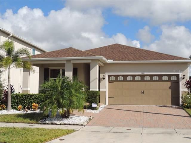 2548 Needlepoint Street, Kissimmee, FL 34741 (MLS #S5022564) :: Baird Realty Group