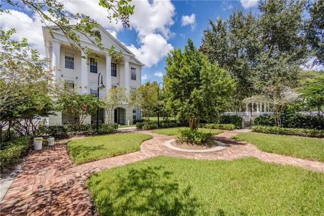 255 Goldenrain Drive, Celebration, FL 34747 (MLS #S5022624) :: Bustamante Real Estate