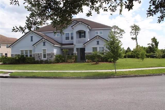 7449 Lake Albert Drive, Windermere, FL 34786 (MLS #S5022879) :: Lock & Key Realty