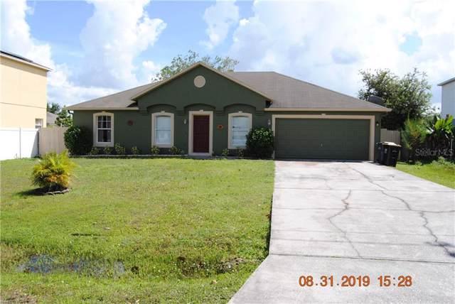 661 Parakeet Court, Poinciana, FL 34759 (MLS #S5022882) :: Burwell Real Estate