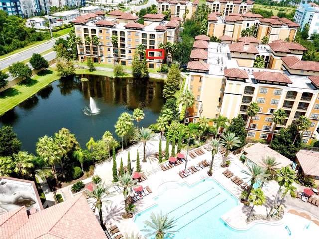 12538 Floridays Resort Dr 304-C, Orlando, FL 32821 (MLS #S5022998) :: Delta Realty Int