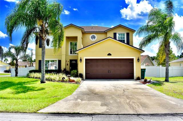 307 Cardiff Drive, Kissimmee, FL 34758 (MLS #S5023021) :: Ideal Florida Real Estate