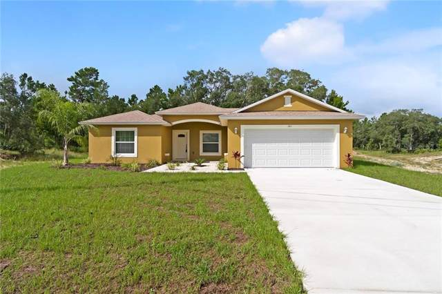 161 Willow Drive, Poinciana, FL 34759 (MLS #S5023039) :: Cartwright Realty