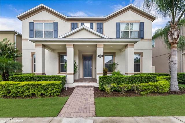 9034 Reflection Pointe Drive, Windermere, FL 34786 (MLS #S5023040) :: KELLER WILLIAMS ELITE PARTNERS IV REALTY