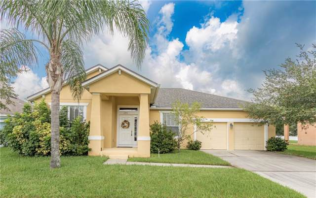 3206 Hopewell Drive, Kissimmee, FL 34746 (MLS #S5023070) :: Premium Properties Real Estate Services