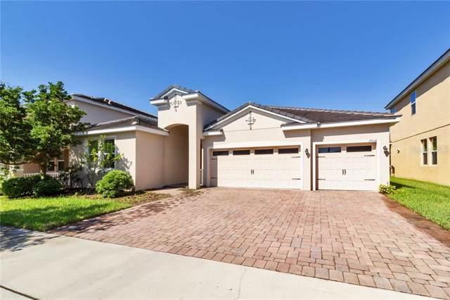 7558 Lake Albert Drive, Windermere, FL 34786 (MLS #S5023121) :: Lock & Key Realty