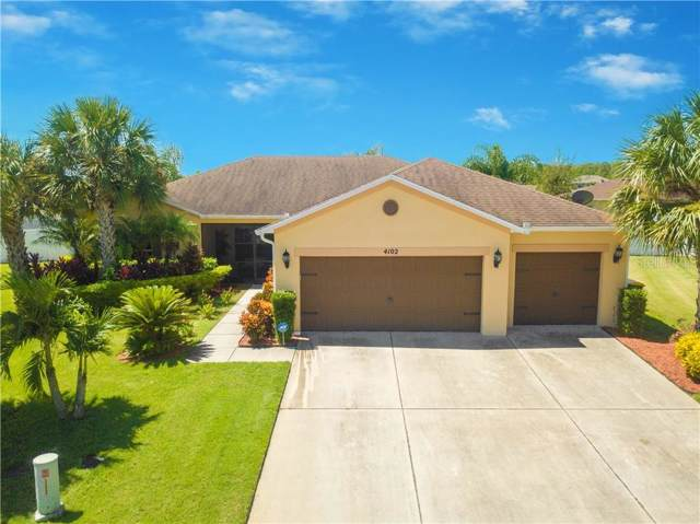 4102 Shelter Bay Drive, Kissimmee, FL 34746 (MLS #S5023140) :: Gate Arty & the Group - Keller Williams Realty Smart