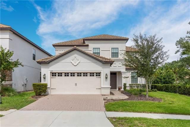 1423 Rolling Fairway Drive, Davenport, FL 33896 (MLS #S5023177) :: Armel Real Estate