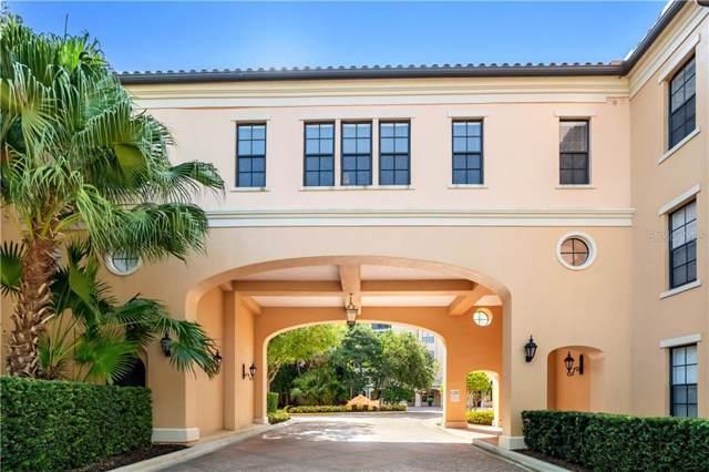 500 Mirasol Circle #310, Celebration, FL 34747 (MLS #S5023203) :: Bustamante Real Estate