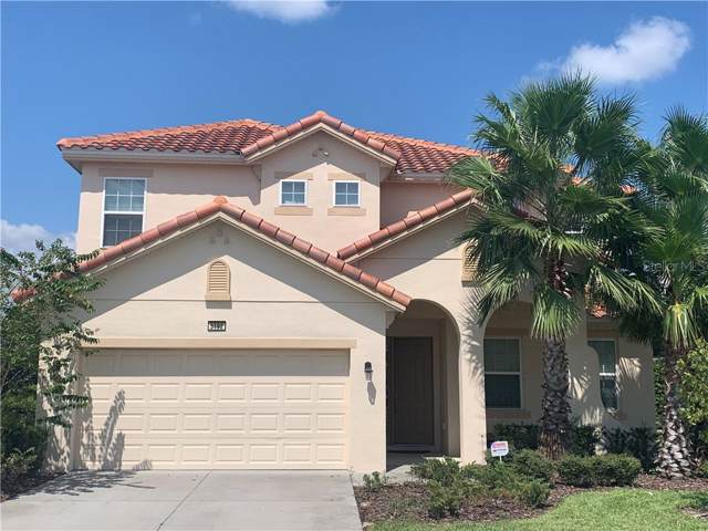 5192 Oakbourne Avenue, Davenport, FL 33837 (MLS #S5023312) :: Florida Real Estate Sellers at Keller Williams Realty
