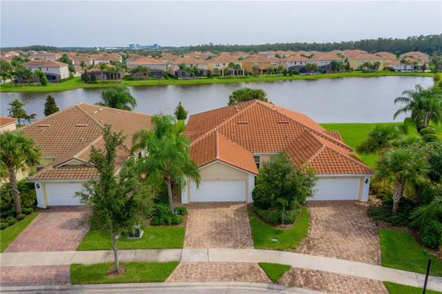 12169 Tripletail Lane 4D, Orlando, FL 32827 (MLS #S5023376) :: The Light Team