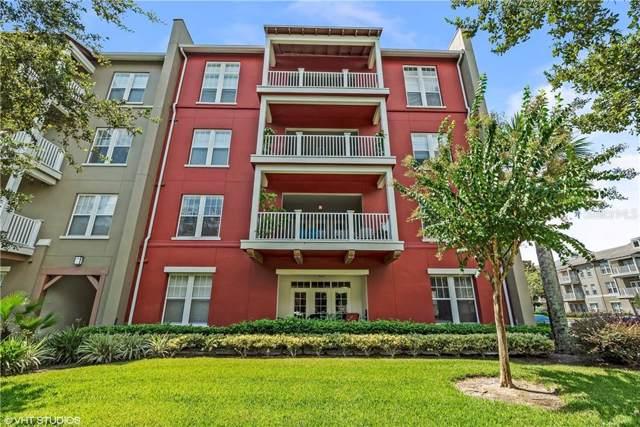 1400 Celebration Avenue #201, Celebration, FL 34747 (MLS #S5023403) :: Bustamante Real Estate