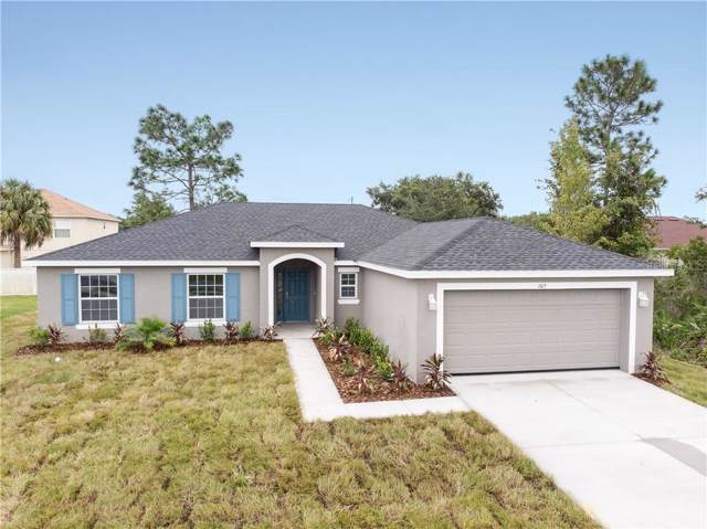 105 Pompei Drive, Kissimmee, FL 34758 (MLS #S5023463) :: Baird Realty Group