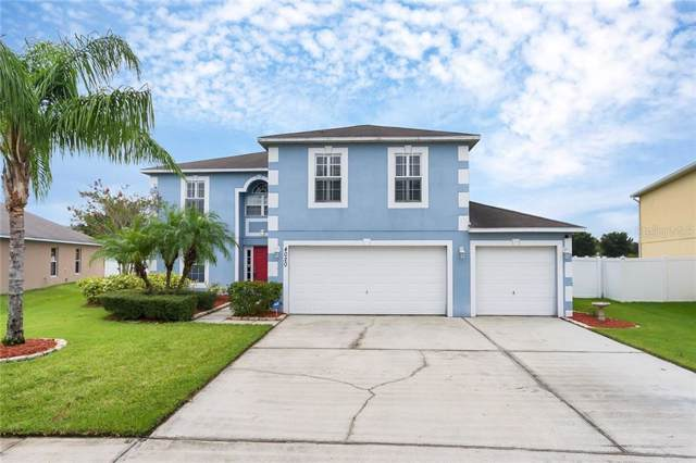 4020 Greenleaf Drive, Kissimmee, FL 34744 (MLS #S5023467) :: Gate Arty & the Group - Keller Williams Realty Smart